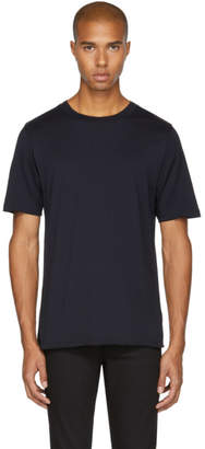 BLK DNM Black 125 Raw Crewneck T-Shirt
