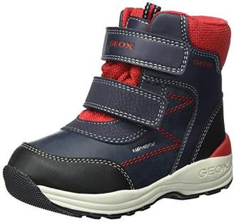 Geox Boys' New Gulp ABX 1 Ankle Boot