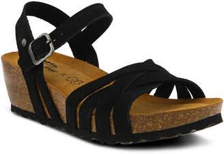 Spring Step Eryn Wedge Sandal - Women's