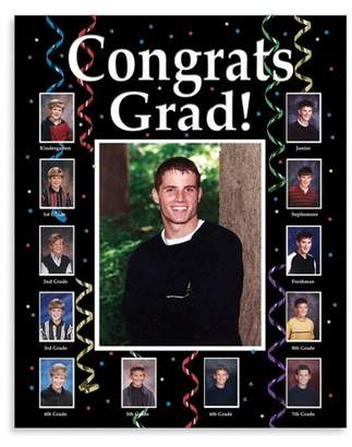 Creative Converting Graduation Through the Years Personalized Photo Frame