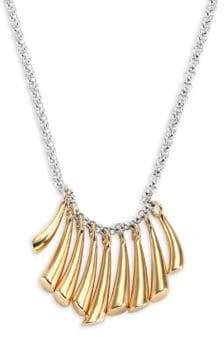 Charlotte Chesnais Appala Two-Tone Necklace