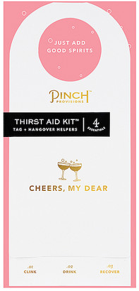 Pinch Provisions Cheers My Dear Thirst Aid Kit