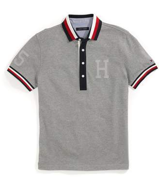 Tommy Hilfiger Custom Fit H Polo