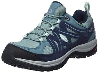 Salomon Women's ELLIPSE 2 GTX W, Hiking and Multipurpose Shoes, Waterproof
