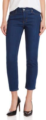 Levi's Mid-Rise Boyfriend Cropped Jeans