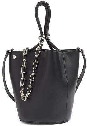 Alexander Wang Roxy Leather Bucket Bag