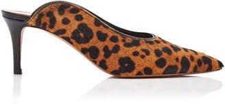 Veronica Beard Taran Leopard Mules