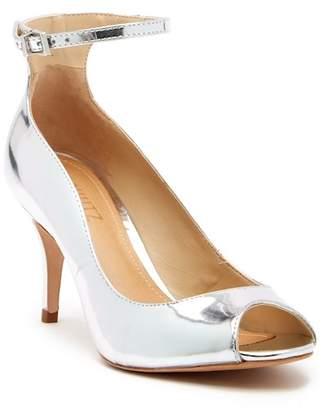 Schutz Liffa Ankle Strap Heel