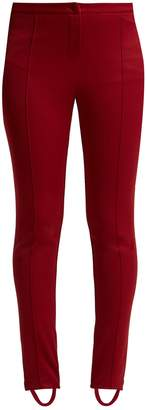 Gucci Technical-jersey stirrup leggings