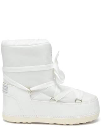 Bogner Trois Vallees 11 Apres Ski Boots - Womens - White