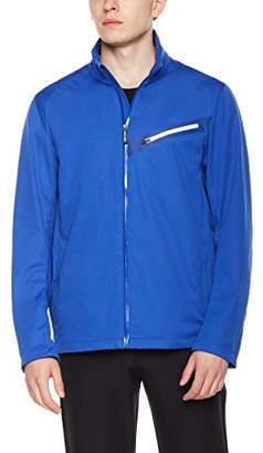 Pro-Form Proform Apparel Men's Leisure Stand Collar Full Zip Coat Casual Outwear ()