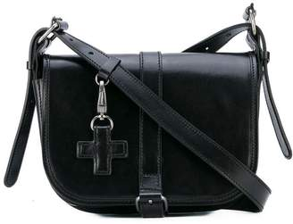 A.F.Vandevorst saddle crossbody bag