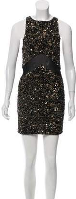 MLV Sequined Sleeveless Dress w/ Tags