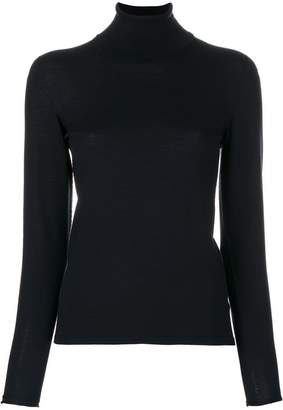 Le Tricot Perugia roll neck jumper