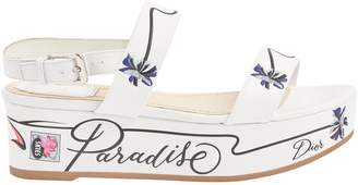Christian Dior Leather sandal