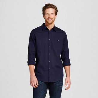Merona Men's Long Sleeve Button Down Shirt $24.99 thestylecure.com