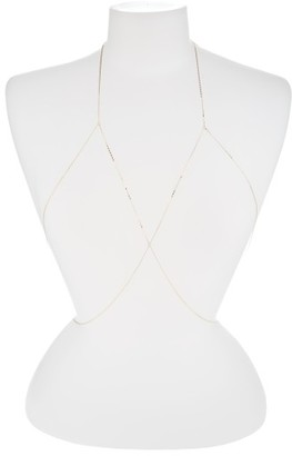 Women's Carole Body Chain $20 thestylecure.com