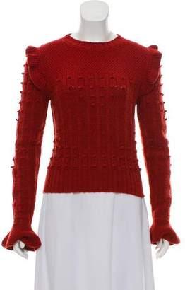 Philosophy di Lorenzo Serafini Wool Knit Sweater