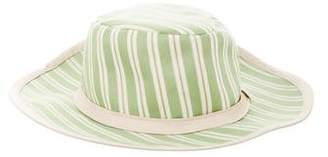 Eugenia Kim Striped Print Hat