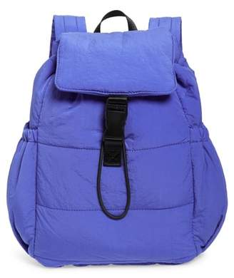 Trouve Teri Nylon Backpack