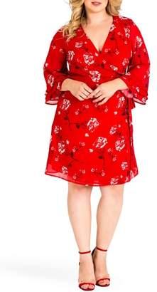 Lulu Standards & Practices Wrap Dress