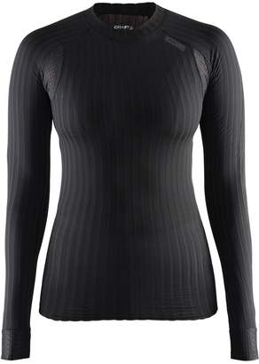 Craft Womens/Ladies Active Extreme 2.0 CN Long Sleeve Baselayer Top (L)