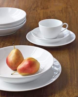 ... Pillivuyt Coupe Porcelain Soup/Pasta Plates & Pillivuyt Coupe - ShopStyle