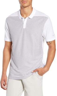 Nike Dry Stripe Pique Polo