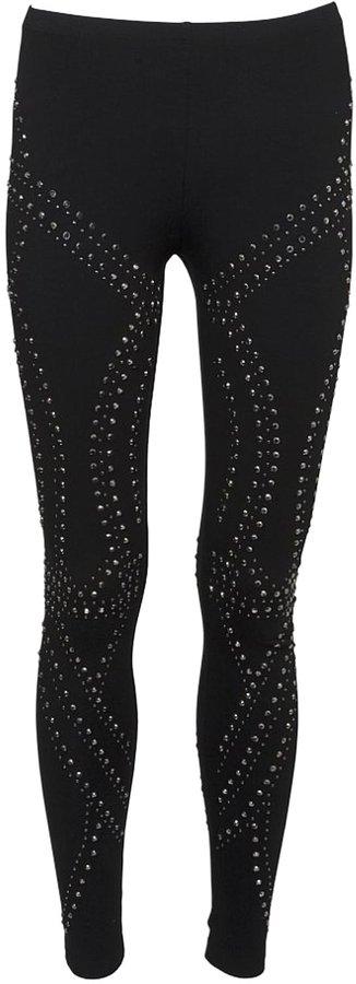 Studded Leggings