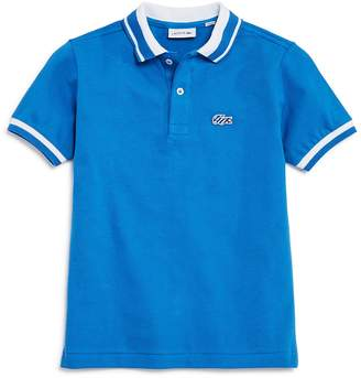 Lacoste Boys' Candy Stripe Polo