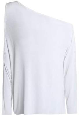 Bailey 44 One-Shoulder Cutout Jersey Top