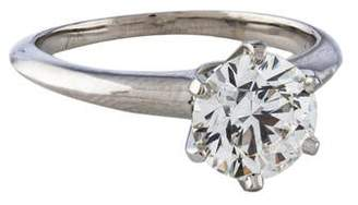 Tiffany & Co. 1.55ct Diamond Engagement Ring