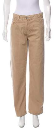 Golden Goose Mid-Rise Straight-Leg Pants