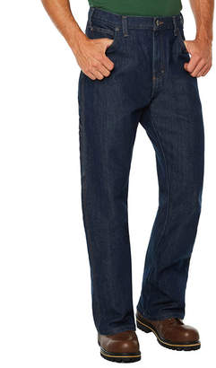 Dickies Tough Max Relaxed Fit Denim Carpenter Work Jean