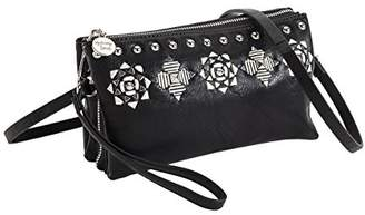 Sydney Love Embroidered Cross Body with Multi Pockets