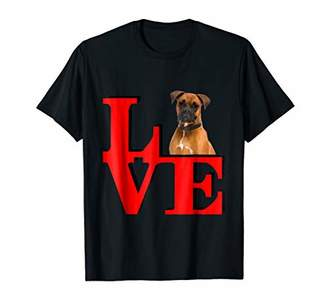 Boxer Love Park I love my dog