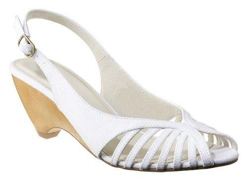 Women's Merona® Evana Wedge Sandals - White