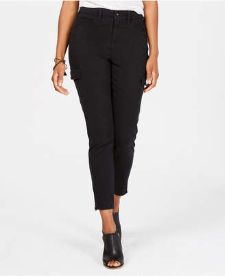 Style&Co. Style & Co Ankle-Zip Cargo Pants