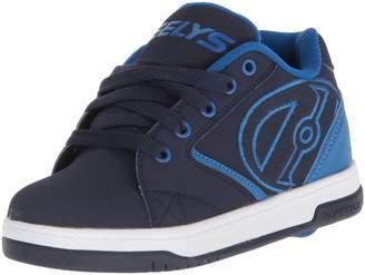 Heelys Kids PROPEL 2.0 Running Shoes, Black/Lilac/Pink/Confetti, 6 N US Big Kid