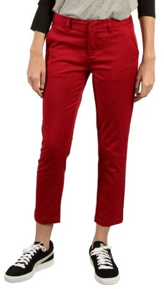 Women's Volcom X Georgia May Jagger Frochickie Pants $65 thestylecure.com