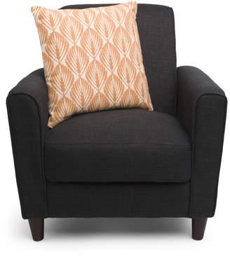 Made In Usa 20x20 Linen Pattern Pillow