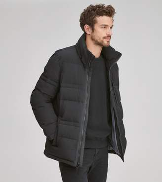Andrew Marc HUXLEY QUILTED DOWN COAT