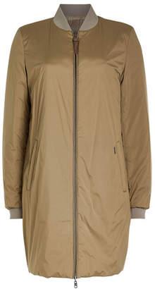 Woolrich Reversible Down Jacket