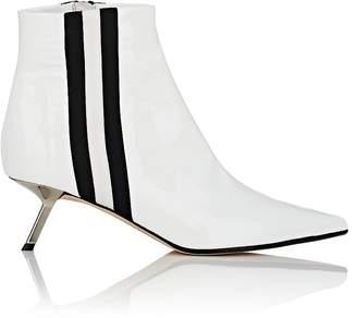 Ballin Alchimia Di Women's Libra Patent Leather Ankle Boots