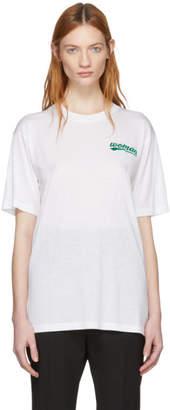 Off-White White Woman Poppy T-Shirt