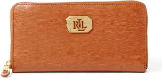 Ralph Lauren Saffiano Newbury Wallet