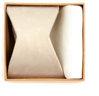 The Tie Bar Bulletin Dot Bow Tie Box