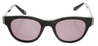 Elizabeth and James Blair Round Sunglasses