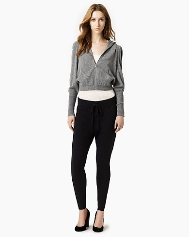 Wool Cashmere Pant
