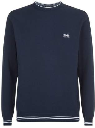 BOSS GREEN Logo Sweater